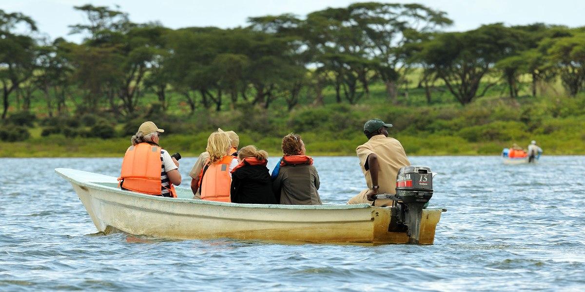 DAY 1-  NAIROBI - NAIVASHA