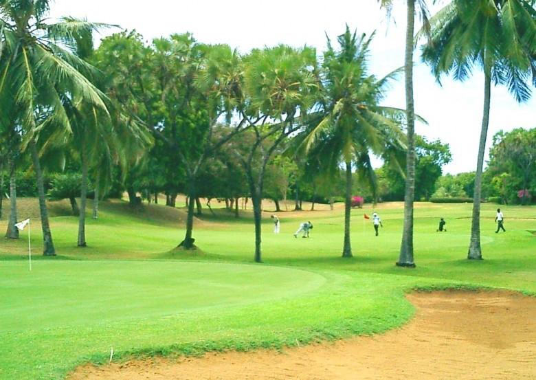 DAY 2 -  Mombasa - Nyali Golf & Country Club