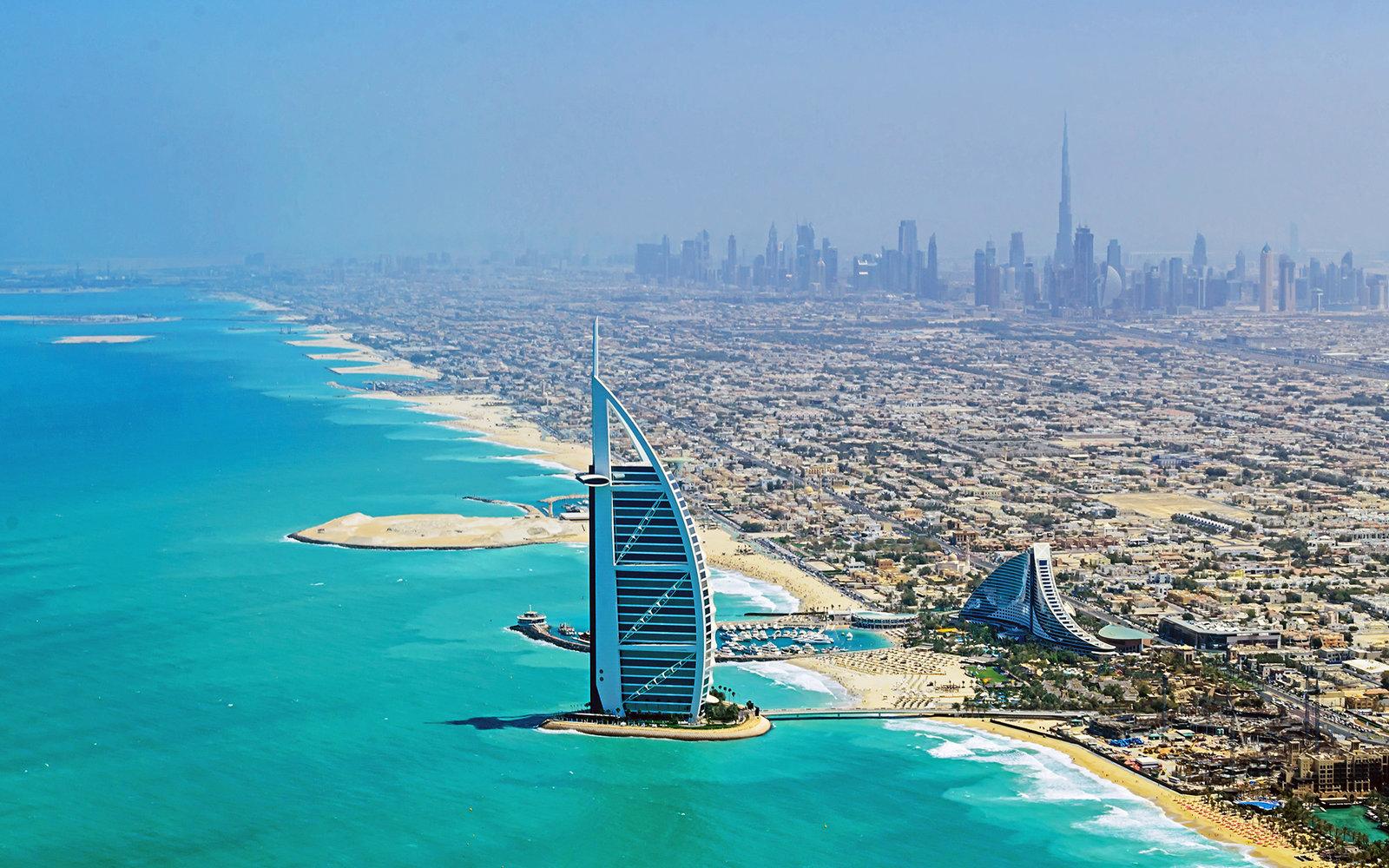 DAY 5 - Dubai - Leisure