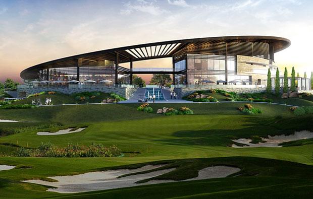 DAY 4 - Dubai - Play Golf