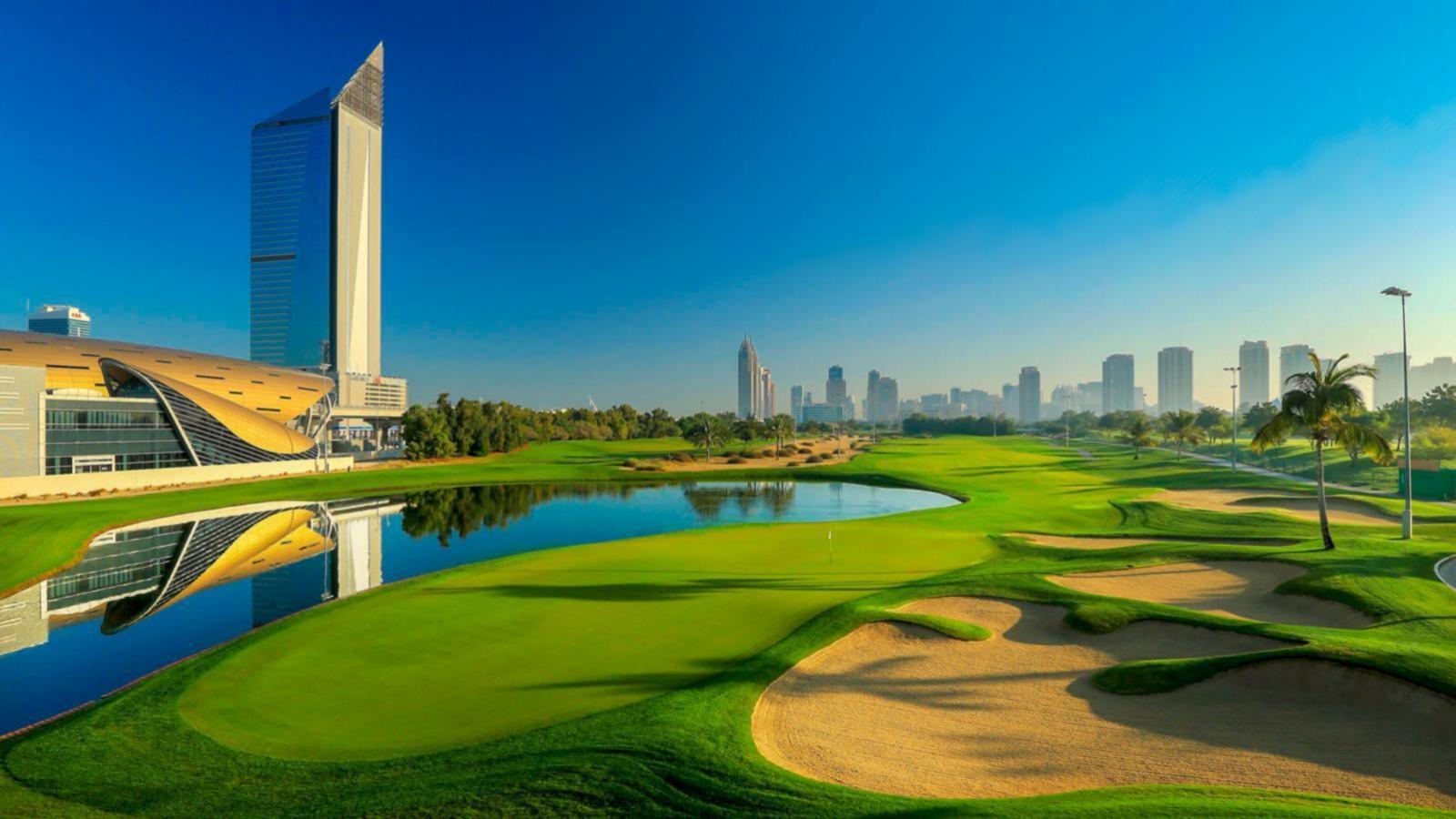 DAY 3 - Dubai - Play Golf