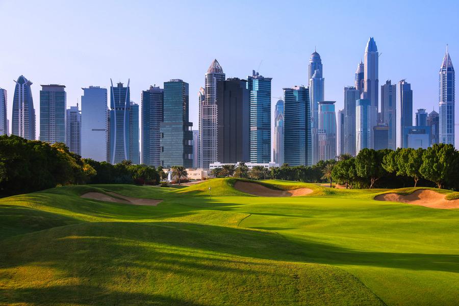 DAY 2 - Dubai -  Play Golf