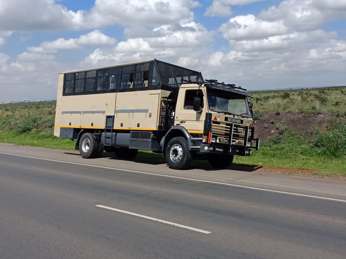 DAY 6: CHALBI DESERT - NAIROBI
