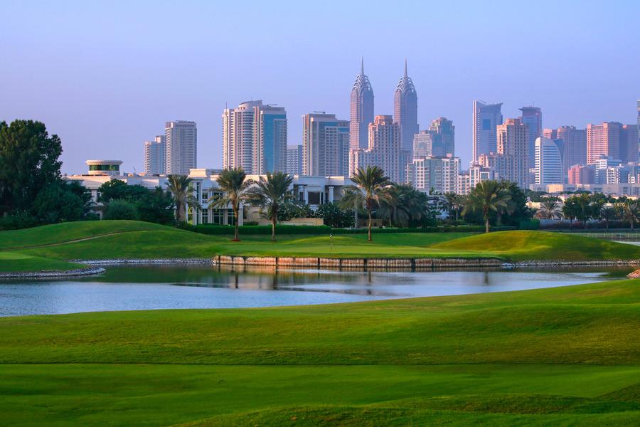DAY 2 - 2 April 2021 - Dubai -  Play Golf